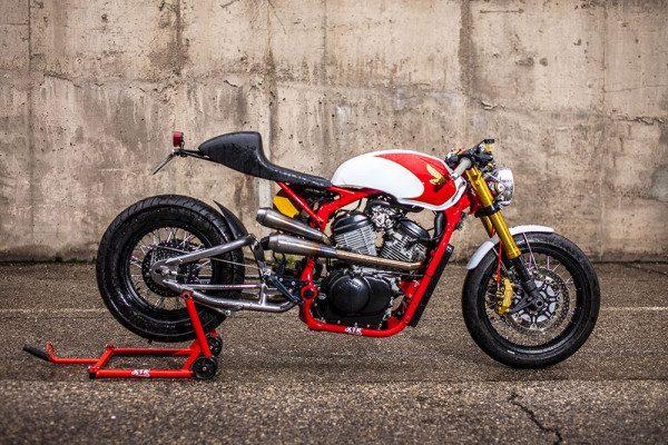 Others Low Rider Rat Bike Radical New Style Etc Honda